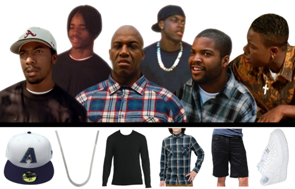 f58e3a6988c How to Dress Like the Characters from Menace II Society and Friday ...