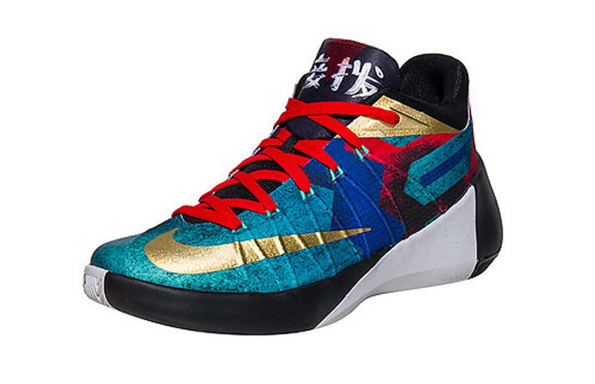 meet 884d3 1adb3 Kicks of the Day  Nike Hyperdunk Low 2015