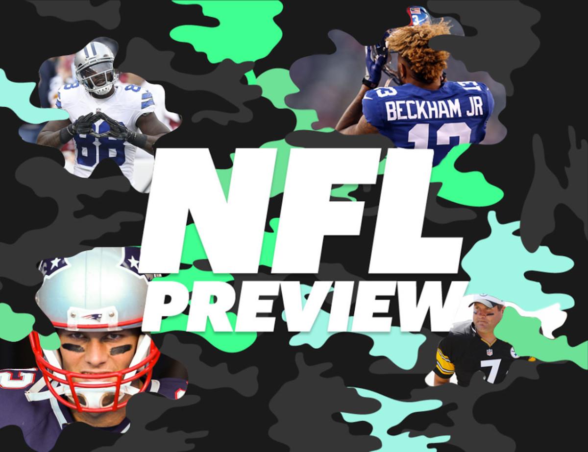 0d76e5fb Complex 2015 NFL Season Preview | Complex