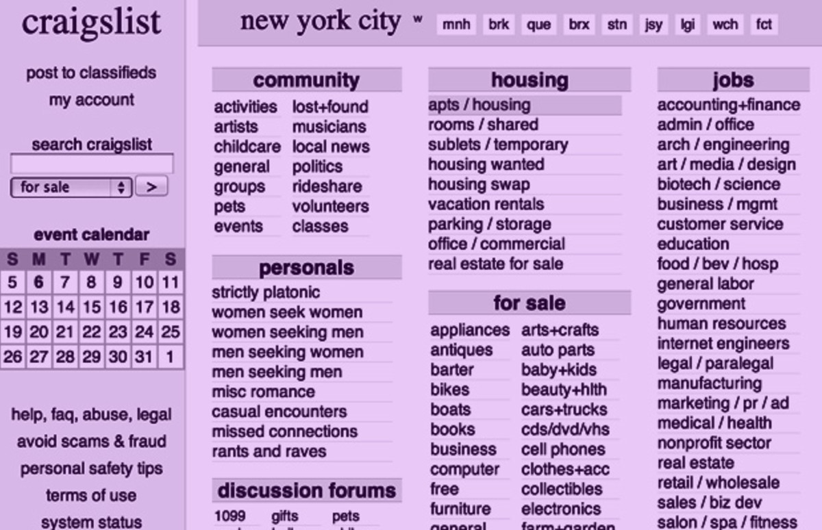 The 15 Worst NYC Apartment Ads On Craigslist (Right Now