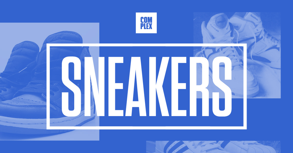 The daily destination for sneakerheads.