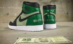 Mache Delivers Custom Air Jordans to WWE's Shane McMahon