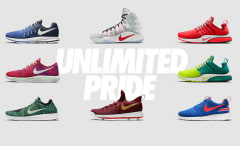 The Olympic-Inspired Unlimited Pride Collection Is Coming to NIKEiD