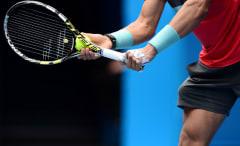 Tennis Rackets Lead 2