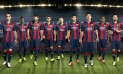 Barcelona Home Kit 2014 15