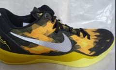 Nike-Kobe-VIII-Black-Yellow