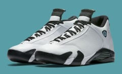 Air Jordan XIV 14 Oxidized Green 487471-106