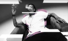Wiz Khalifa 'Cabin Fever 3' Cover