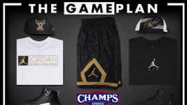 """7bb9b5f37 The Game Plan by Champs Sports Presents the Jordan """"Master"""" Collection"""