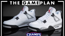 6b03d1eea The Game Plan by Champs Sports Presents the Jordan OG Cement Pack