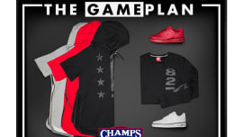 """bb8b0db5b The Game Plan by Champs Sports Presents the Nike Air Force 1 """"Pivot Pack"""""""