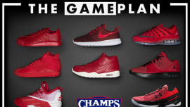 b116f8e0e The Game Plan by Champs Sports Presents the Valentine's Day Red-Out  Collection