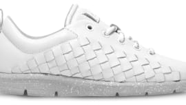 3bf5f89eb21d85 The Stampd x Vans OTW Tesella Just Dropped In a Crisp White Colorway