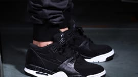 separation shoes ccdf9 57530 Black Python Slithers Onto This Dope Nike Air Flight  89