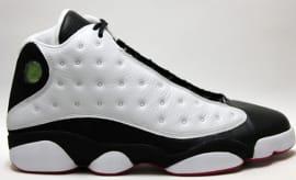 Air Jordan 13 White/Black/True-Red