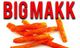 Big Makk - Hot Fries (Art)