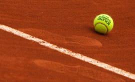 clay court