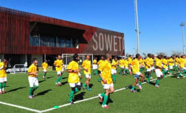 Nike Soweto Training Facility 2