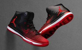 Air Jordan XXX1 31 Banned Release Date