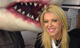 Tara Reid Sharknado Could Happen