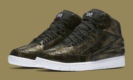 Nike Air Python Black/Gold