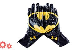 UA Batman gloves