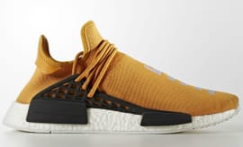 Orange Pharrell adidas NMD Human Race Tangerine