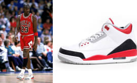 Air Jordan 3 Fire Red