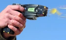 NSW Police Tasered Elderly Man, 16 Year-Old and Others in 2014