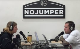 Tyler Grosso No Jumper Podcast