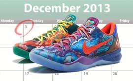December 2013 sneaker releases