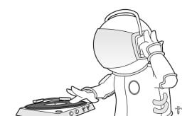 space-dj