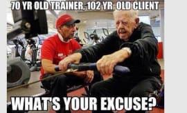 old men meme