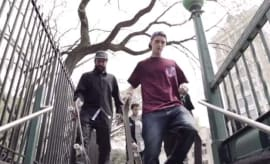 Mighty Healthy Skates All Over NYC to Present Fall 2013 Collection (Video) ff5931854386