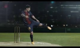 Messi Cricket 1