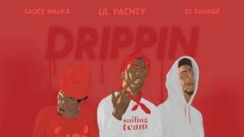 """Drippin"" Lil Yachty, 21 Savage, and Sauce Walka"