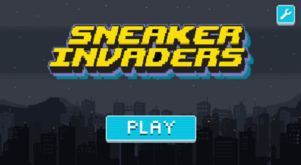 Sneaker Invaders