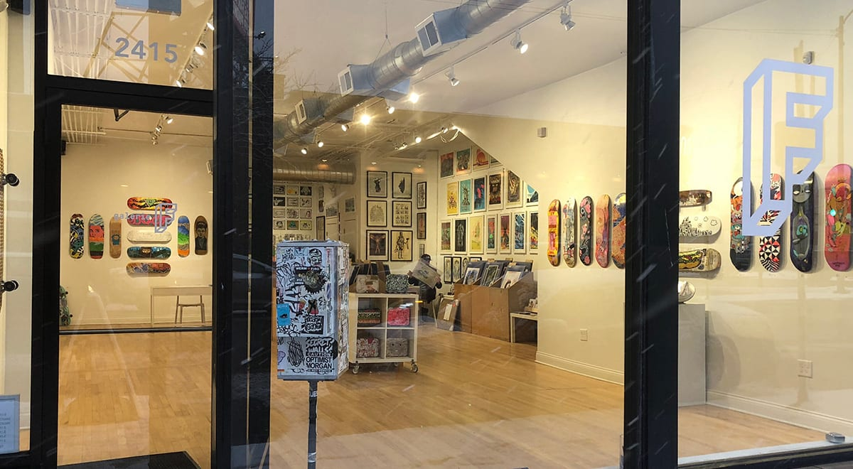 Galerie F