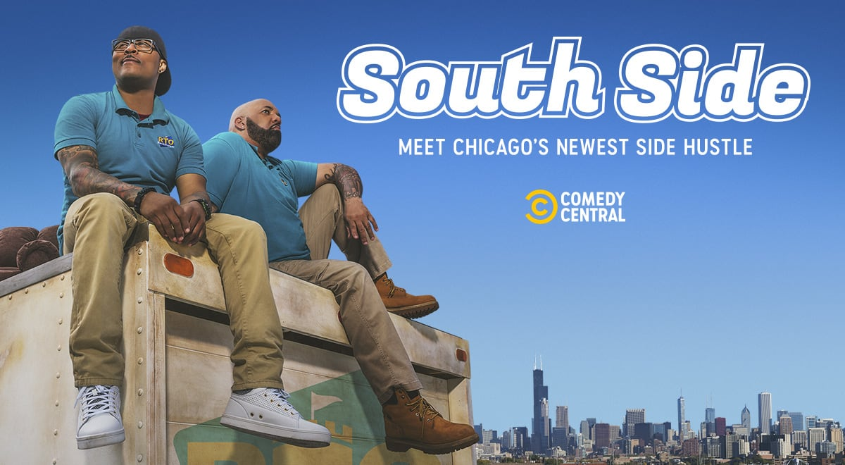 Comedy Central – South Side