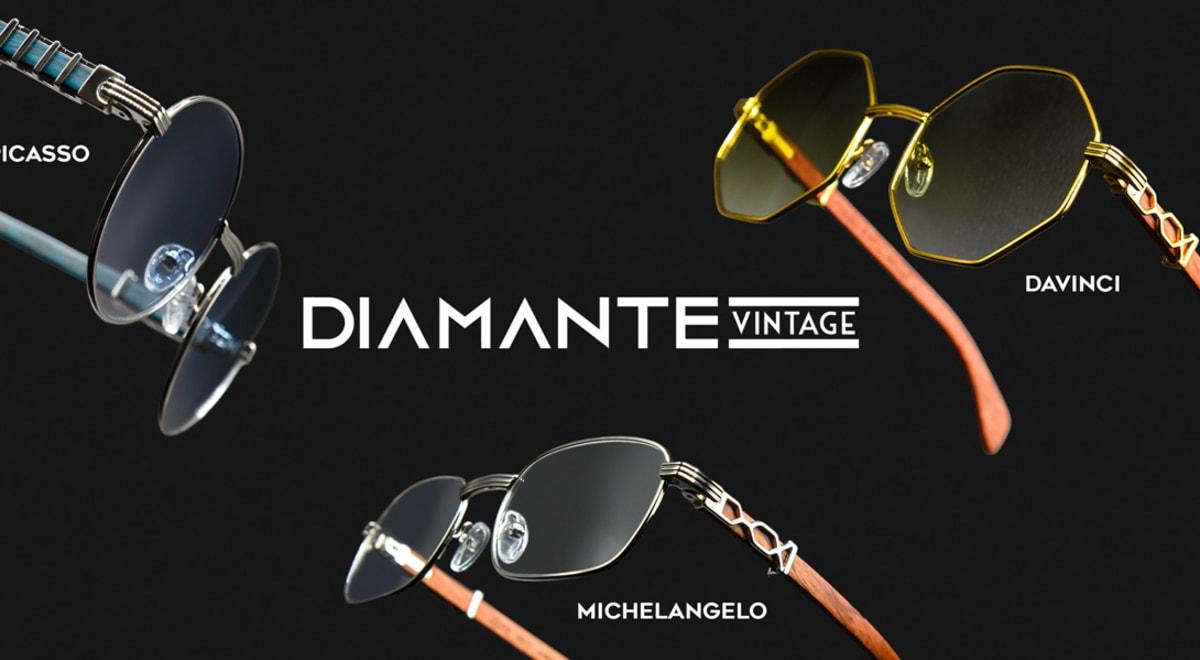 Diamante Vintage