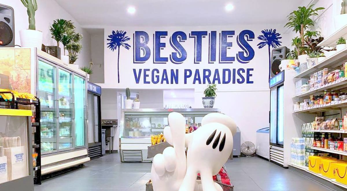 Besties Vegan Paradise