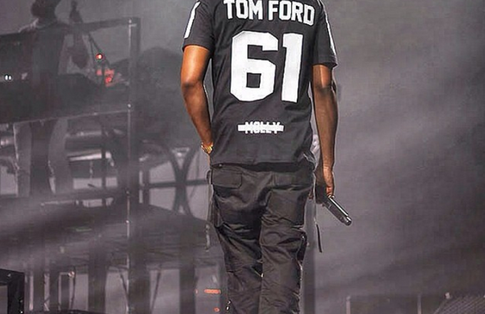 "Jay Z Literally Rocks Tom Ford on the ""Magna Carta World ..."
