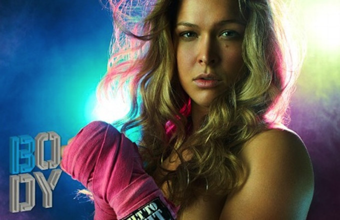 Ronda Rousey hammers Mayweather and its pretty sweet