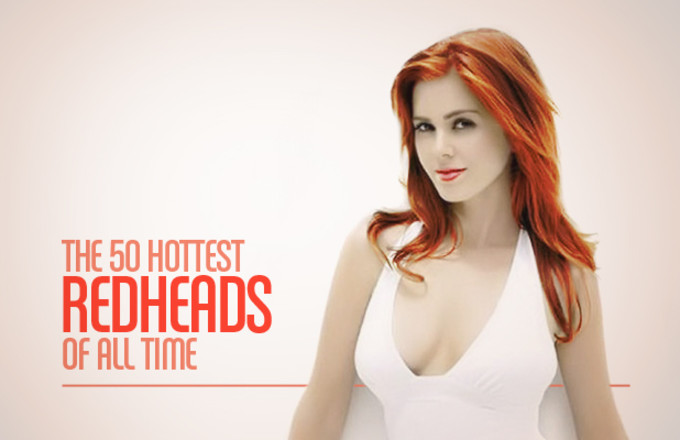 Famous redhead actress right!