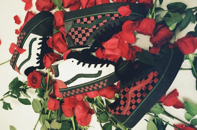 "BODEGA AND VANS VAULT REVEAL THE ""SUB ROSA"" PACK"