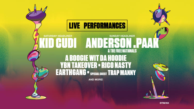 ANDERSON .PAAK, A BOOGIE WIT DA HOODIE, AND YBN CREW ANNOUNCED AS PERFORMERS AT COMPLEXCON LONG BEACH