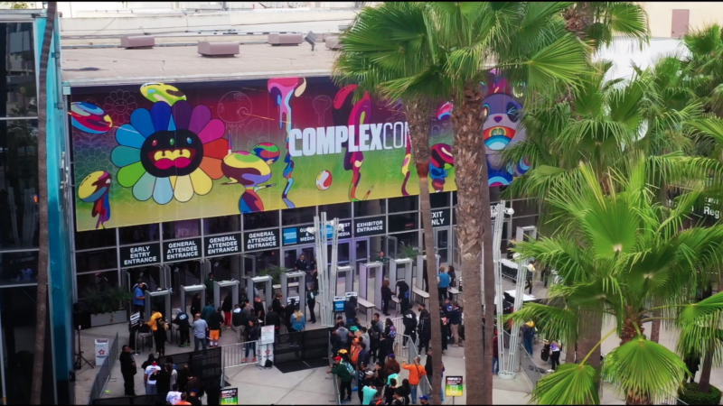 Relive the ComplexCon Long Beach 2019 weekend