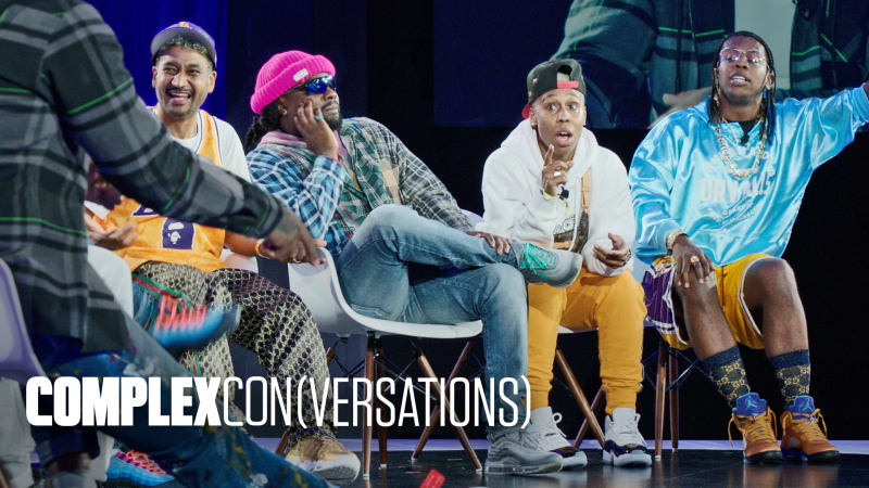 Sneaker of The Year: Complex Conversations