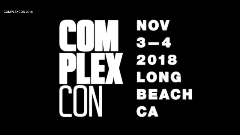 ComplexCon 2018 Recap