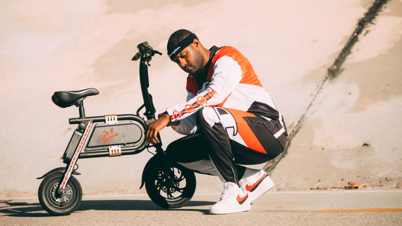 First look at Champion's new limited moto-inspired capsule collection!
